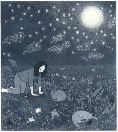 Friends of the night by Kyoko Imazu