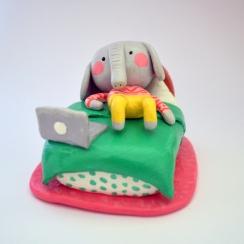 model-elephant